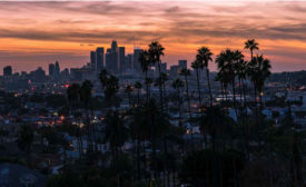 Los Angeles ranked No. 1 in this year's Top Cities list.