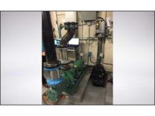 Testing and diagnostics of self-sensing pump