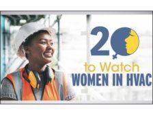 20 to Watch: Women in HVAC