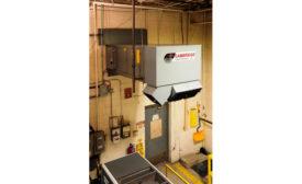 Heater retrofit gets auto company on the road to IAQ, energy savings